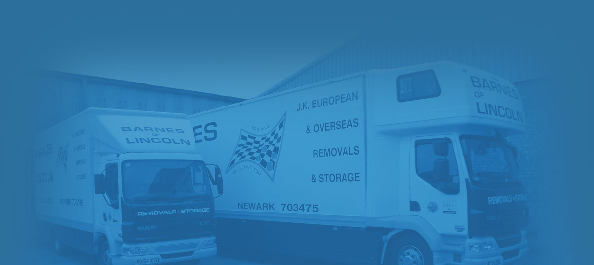 Removals companies lincoln removals storage services for Good greek moving and storage