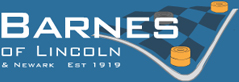 Barnes of Lincoln Logo