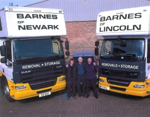 Barns of Lincoln Removals Team