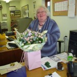Happy Retirement, Mary! from Barnes of Lincoln