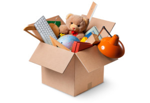 moving house - declutter