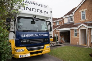 Lincoln removals company